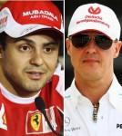 Felipe Massa / Michael Schumacher