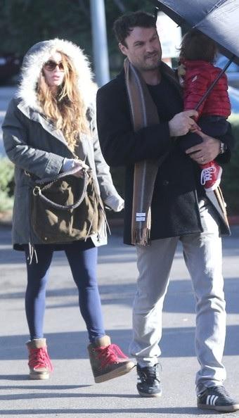 Megan Fox & Brian Austin Green su Noah