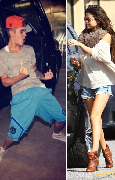 Justin Bieber / Selena Gomez