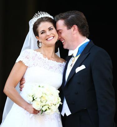 Madeleine & Christopher O'Neill