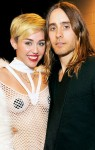 Miley Cyrus & Jared Leto