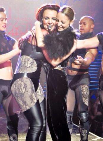 Britney Spears & Nicole Richie