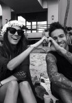 Meagan Camper & Pete Wentz