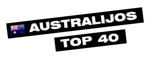 Australijos_TOP_40