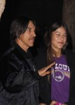 Anthony Kiedis & Helena Verstergaards