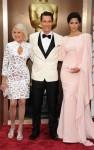 Kay McCabe, Matthew McConaughey & Camila Alves