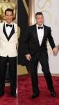 Matthew McConaughey & Brad Pitt