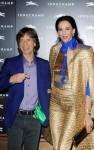 Mick Jagger & L'Wren Scott