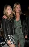 Lottie & Kate Moss