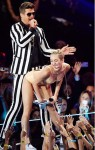 Robin Thicke & Miley Cyrus