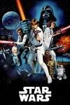 """Star Wars"" filmo plakatas"