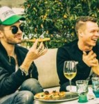 Bill Kaulitz & Georg Listing