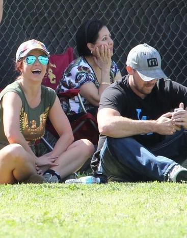 Britney Spears & David Lucado