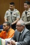 Chris Brown (kairėje)