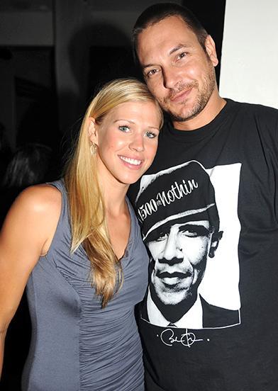 Victoria Prince & Kevin Federline