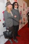 "Shannon Tweed (57) & Gene Simmons (""Kiss"")"