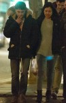 Daniel Radcliffe & Erin Darke
