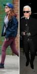 Kristen Stewart / Karl Lagerfeld