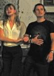 Laura Payne & Orlando Bloom