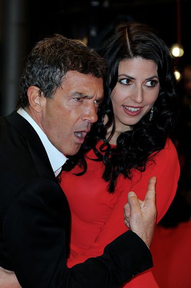 Antonio Banderas & Natasha Berg