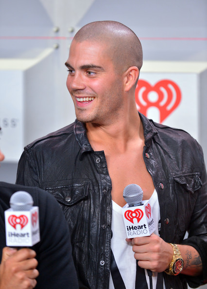 "Max George (""The Wanted"")"