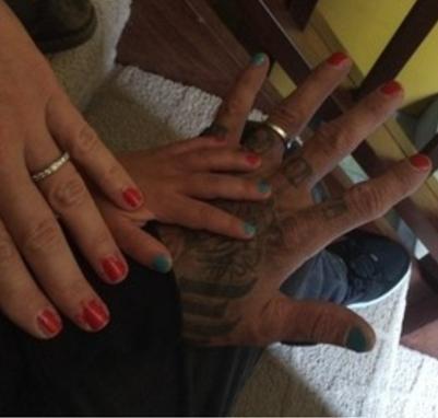 Pink, Willow & Carey Hart rankos