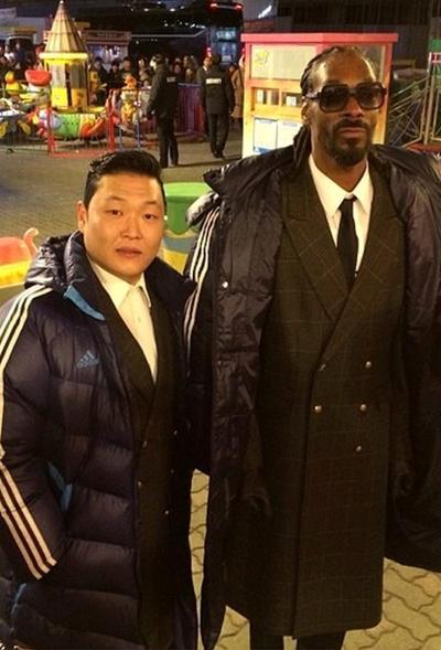 Psy & Snoop Dogg