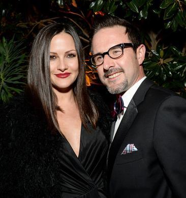 Christina McLarty & David Arquette