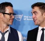 Guy Pearce & Robert Pattinson