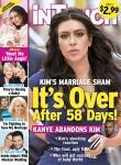 """Kim Kardashian @ """"In Touch"""""""