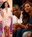 Mya / Jay-Z & Beyoncé