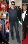 Rihanna / Nick Lachey / Rod Stewart