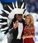 Carlinhos Brown (51) & Shakira