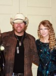 Toby Keith & Taylor Swift