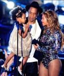 Jay-Z (44) su Blue Ivy & Beyoncé