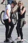 Brooklyn Beckham & Chloe Moretz