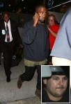 Kanye West & Rob Kardashian
