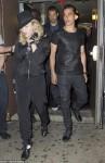 Madonna & Timor Steffens