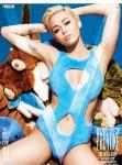 "Miley Cyrus @ ""V"""