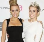 Tish & Miley Cyrus
