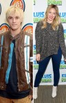 Aaron Carter / Hilary Duff