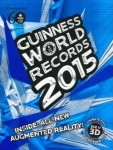 """Guiness World Record 2015"" knyga"