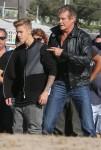 Justin Bieber & David Hasselhoff