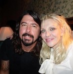 Dave Grohl & Courtney Love
