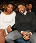 Jennifer Hudson & David Otunga