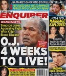 "O.J. Simpson @ ""National Enquirer"""