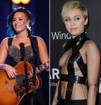 Demi Lovato / Miley Cyrus