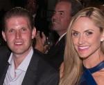 Eric Trump & Lara Yunaska
