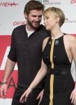 Liam Hemsworth & Jennifer Lawrence