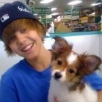 Justin Bieber su Sammy